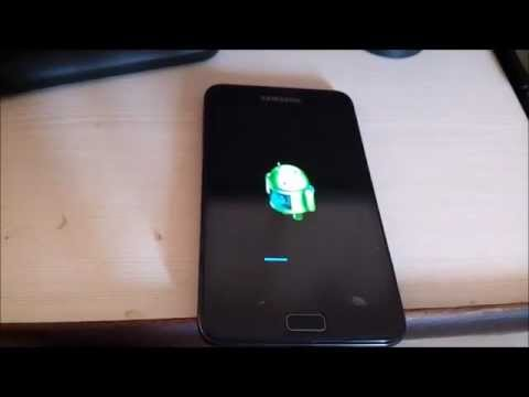 Installing Jelly Bean 4.1.2 on Galaxy Note GT-N7000 (Firmware version - XXLSA)
