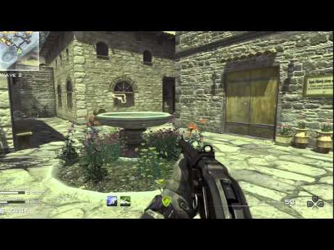 MW3 Survival Mode - Sanctuary - Fail ending LMAO