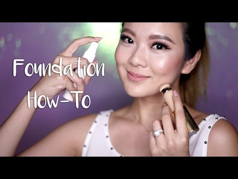 Makeup 101: How to Apply Foundation for Beginners