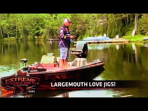 Season 11  Episode 11- Largemouth LOVE JIgs