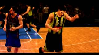 "Euroleague 2k13 - Devotion(Dark Edition)  ""Trailer #2"""