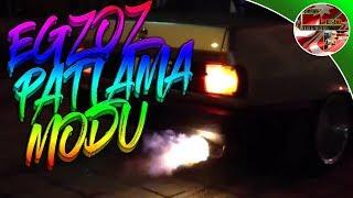 Gta San Andreas #92 | Egzoz Patlama v2 Modu | Exhaust Burst v2 Mod | Tanıtım | İndir | Download
