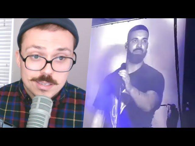Drake Got Booed Off Stage thumbnail