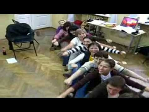 Laughter Yoga in Poland