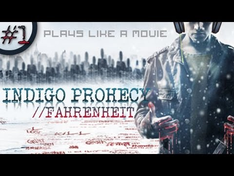 LET'S WATCH A MOVIE? - Fahrenheit / Indigo Prophecy - Part 1 - Playthrough