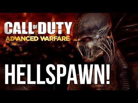 Advanced Warfare Hellspawn Mode Leak? (Wild Speculation)