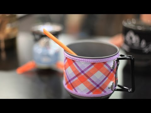 Jetboil MiniMo Stove - Summer Outdoor Retailer