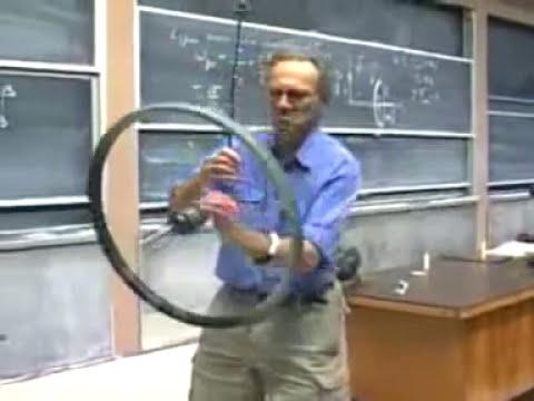 Una clase interesante de física
