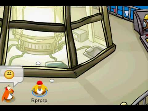 Club Penguin - Rockhopper
