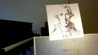 "Edward Tarte plays ""Minuet"" by Boccherini"