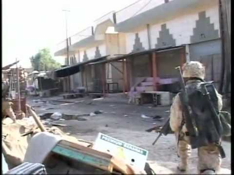 Combat Video: 3/1 Mosque Firefight in Fallujah, Iraq