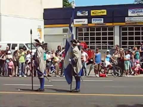 Parade St-Jean 2007--Varié / Marines de Nouvelle France!