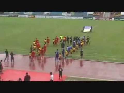 CUPLIKAN LIPUTAN SPORT ACEH FC VS BRUNEI SKOR 3 2  A