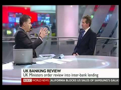 Unethical banking, only a London issue ?  BBC World News 30 June 12