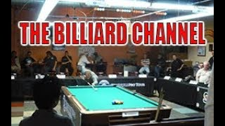 2019 Derby City Classic Justin Bergman VS Justin Martin  9 Ball race to 9 Presented by Diamond Billi