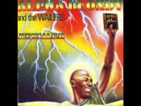 Alpha blondy and The wailers - Jerusalem (full album)