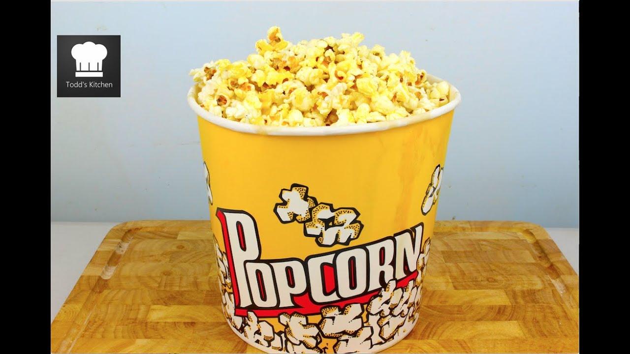 make popcorn