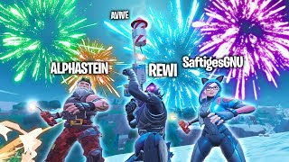 WHOS YOUR Daddy FORTNITE Silvester Special!