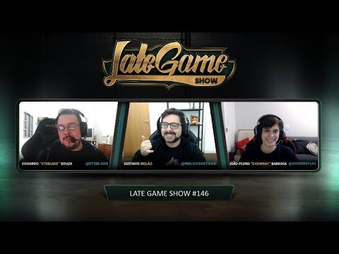 Late Game Show #146 com Dionrray