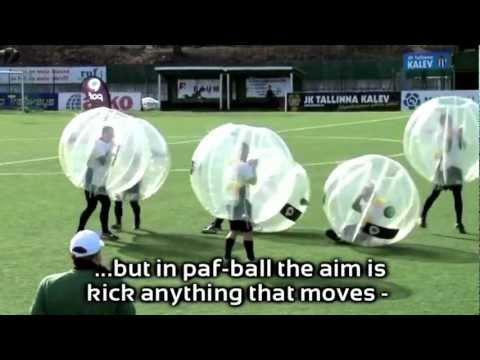 Amazing Bubble Football/Soccer