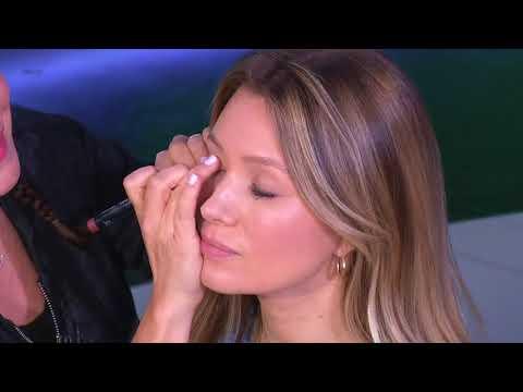 Waterproof makeup put to the test by celebrity makeup artist Jamie Greenberg