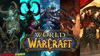 WORLD OF WARCRAFT REALMENTE PRECISA SER REFEITO?