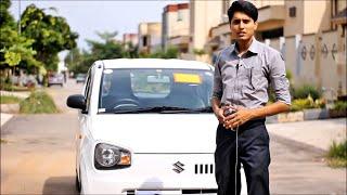 Suzuki Alto Detailed Review | Car Vlog | Gearx.pk