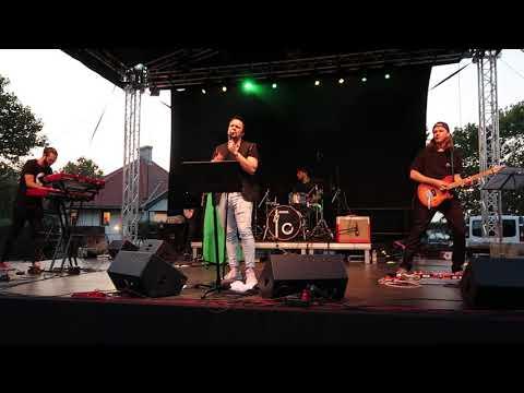Tabáni István&Zenekara - Faith......... Koncert Zamárdiban 2019-08-20.