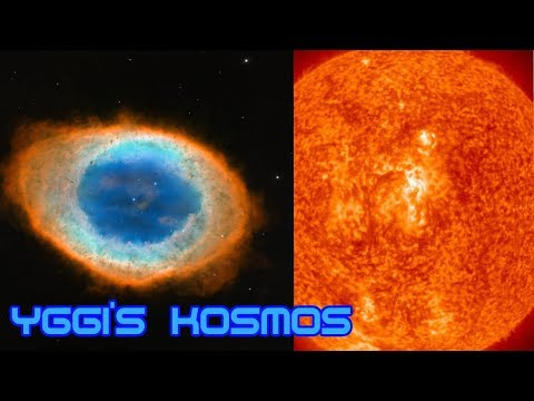 Wenn die Sonne als planetarischer Nebel stirbt [Space News]