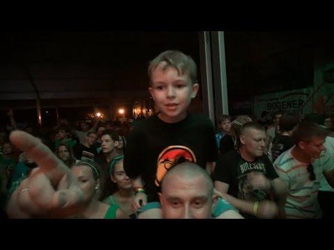 Ras Luta uczmy Swe Dzieci-live  Reggae Na Piaskach 2014 video