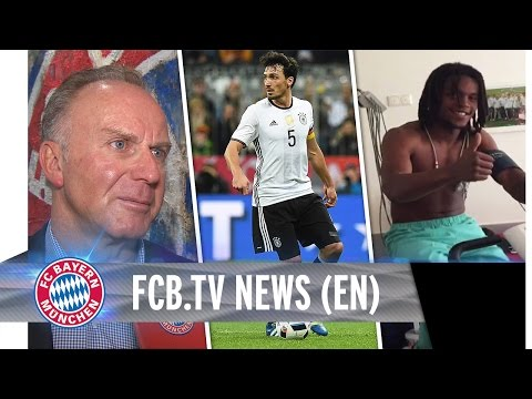 Renato Sanches and Mats Hummels transfer to FC Bayern
