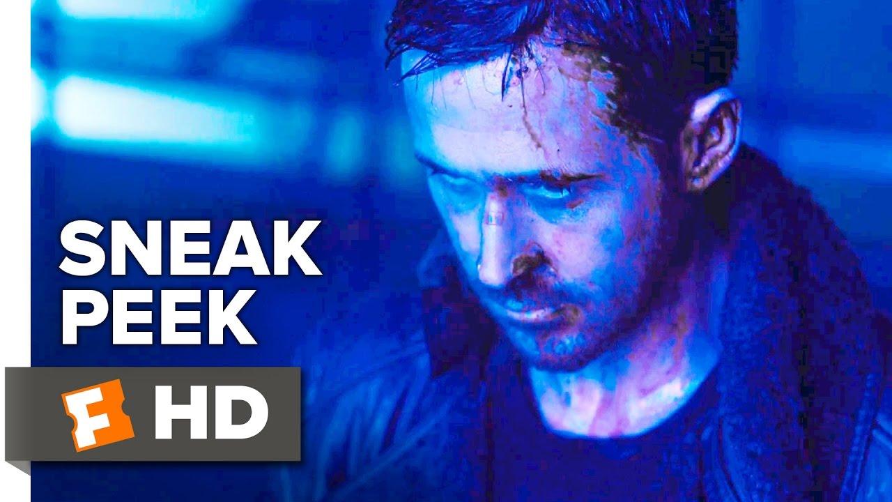 Blade Runner 2049 Sneak Peek #1 (2017) | Movieclips Trailers