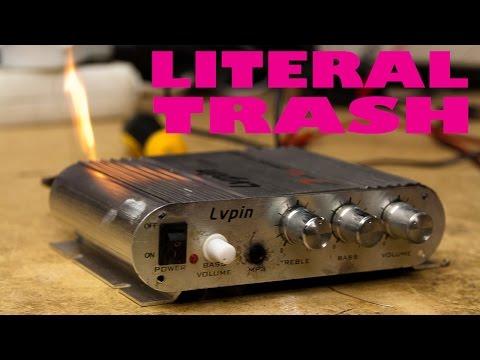 Lvpin LP-838: LITERAL TRASH! Tested, drowned & burned