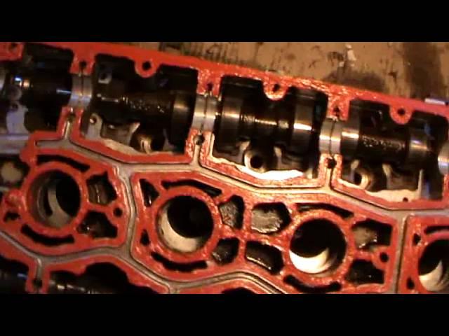 Ремонт двигателя ваз 2110 16 клапанов