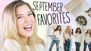 September Favorites: Tea, Books, Beauty & SNAPCHAT?