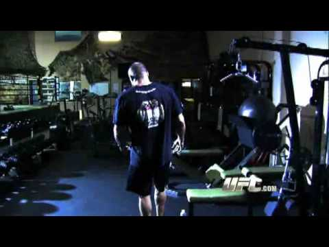 UFC 102 Randy Couture Training to be the Hometown Hero Image 1