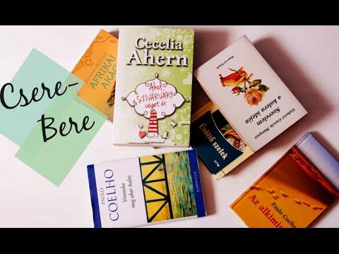 Csere-bere könyvekkel | Lina és Panni