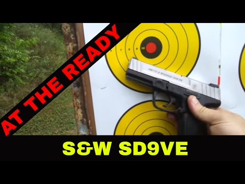 ON THE RANGE: SHOOTING REVIEW SMITH AND WESSON SD9VE