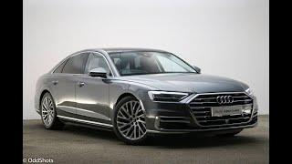RE68WHH AUDI A8 TDI QUATTRO GREY 2018, Reading Audi
