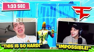 FaZe House Reacts to FaZe Jarvis Edit Course (IMPOSSIBLE)