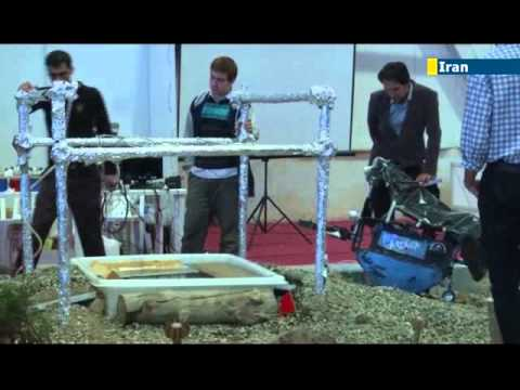 RoboСup competition in Tehran despite sanctions
