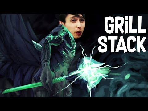 COMPLETELY GRILL STACK ◄ SingSing Dota 2 Highlights