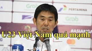 Thua Việt Nam HLV Nhật Bản tuyên bố không tưởng