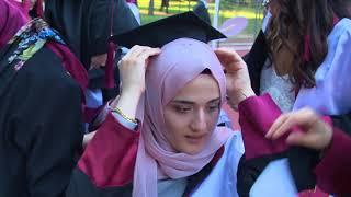 Bezmialem Vakıf Üniversitesi Mezuniyet Töreni 2018