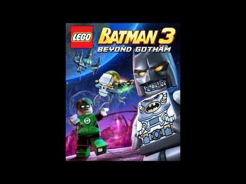 Lego Batman 3 Beyond Gotham Music: Wonder Woman Flying video