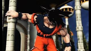 God Vegito vs SSJ 4 Gogeta (3D Fan Animation)