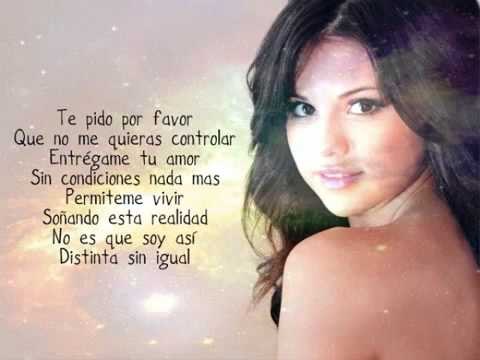 Dices   Selena Gomez   {{ Letra en pantalla }} ;;  Who Says Spanish Version    RE UPLOAD     YouTube