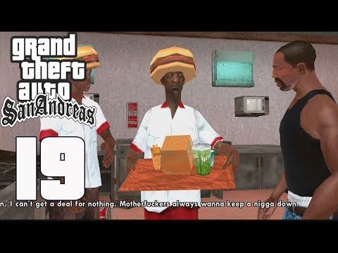 Grand Theft Auto(GTA) San Andreas - Gameplay Walkthrough Part 19 - Management Issues (iOS, Android)