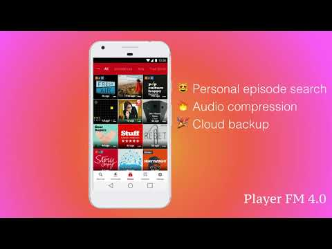Podcast Player - Free APK Cover