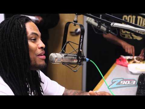 Interview with Waka Flocka :: Jammin' Z90